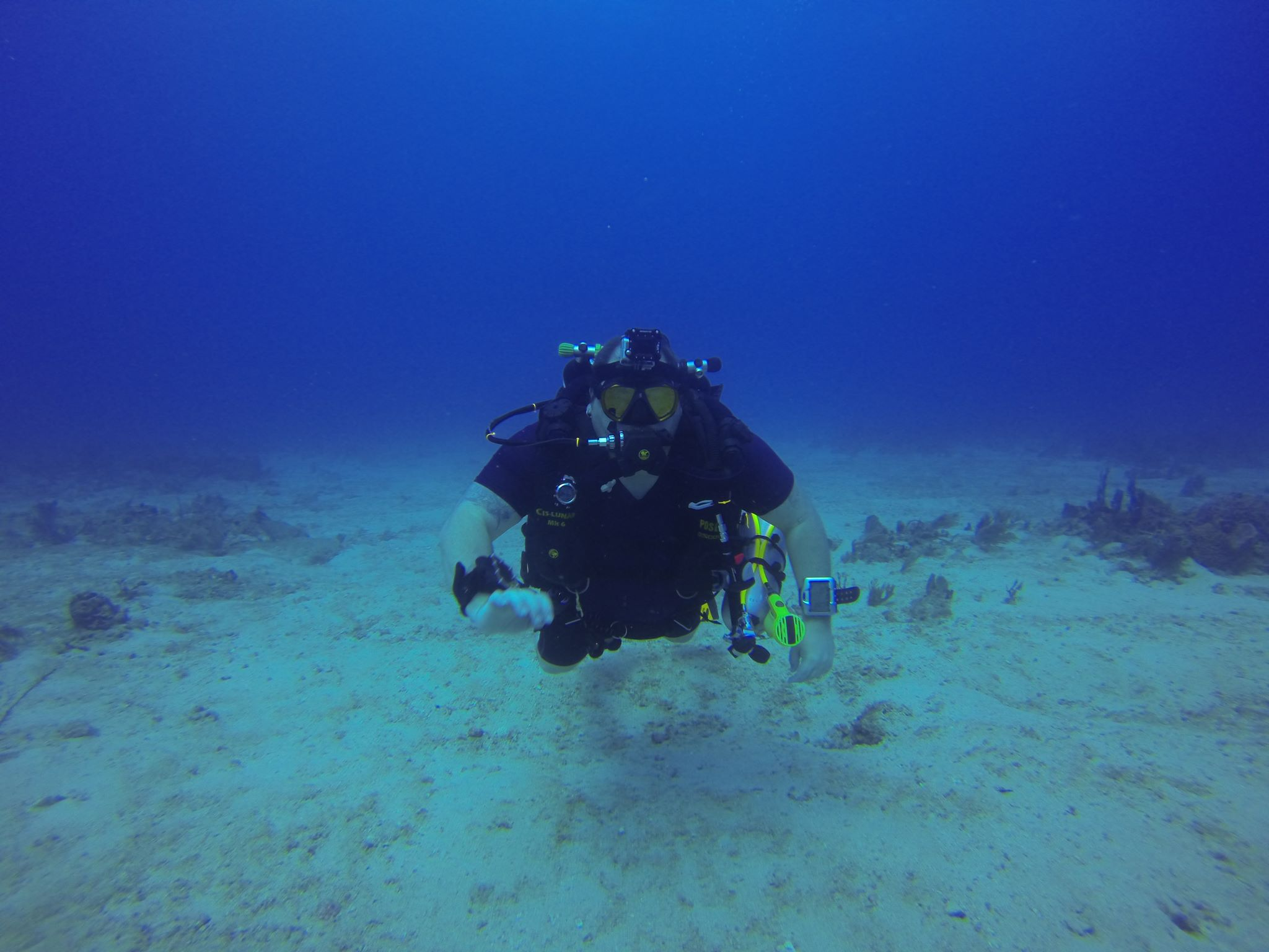 Panama City Dive Trip