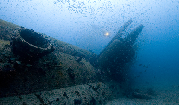 FLORIDA KEYS – WRECKS AND REEFS