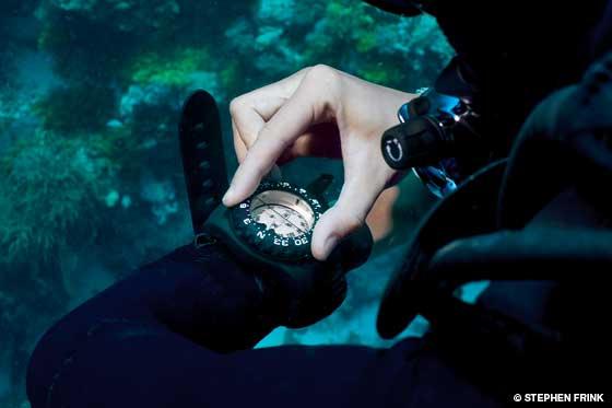 Underwater Navigation
