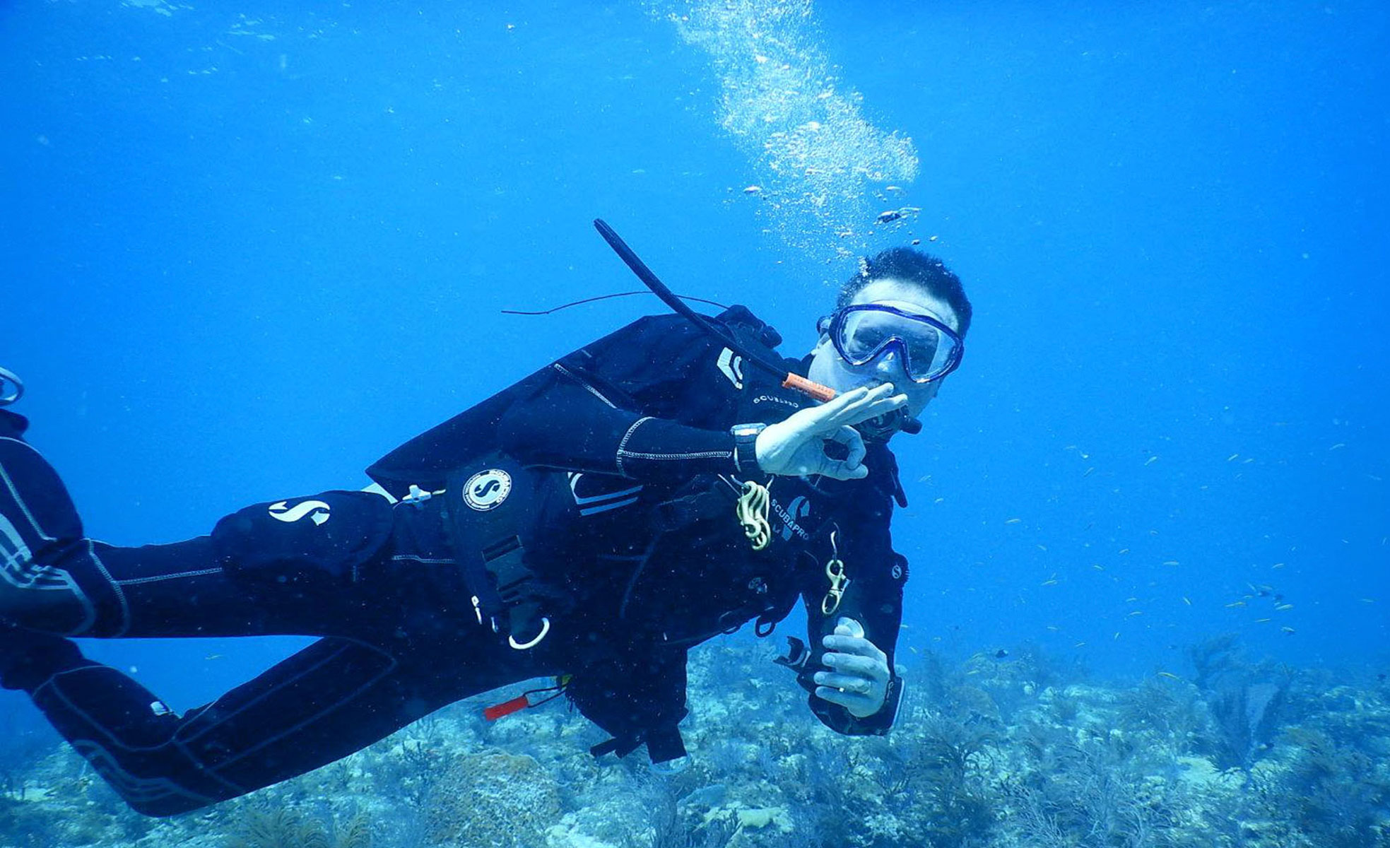Advanced Scuba Diving Classes